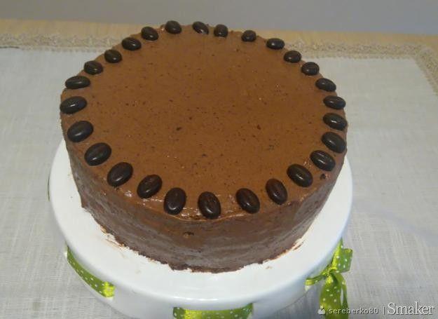 Czekoladowy tort - Przepis - Smaker.pl