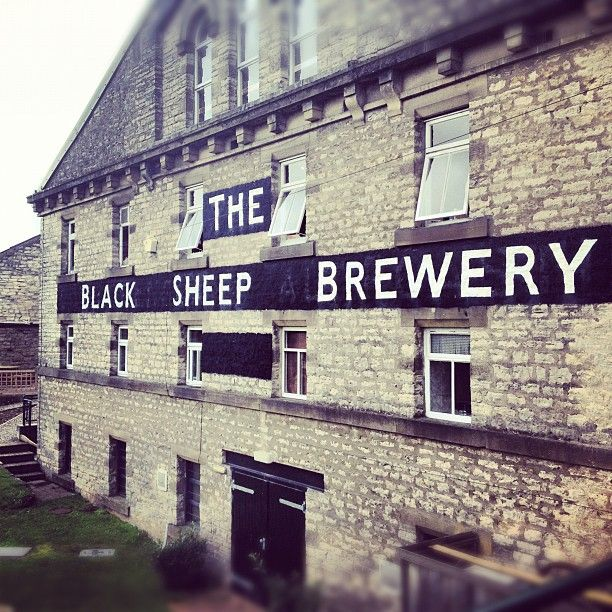 Set in the heart of the Yorkshire Dales National Park, the Black Sheep Brewery is the ideal place to visit in Yorkshire.