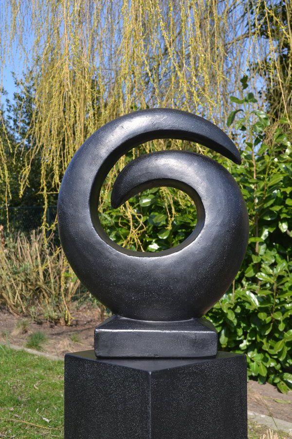 17 beste afbeeldingen over abstracte beelden en moderne for Beeld tuin modern