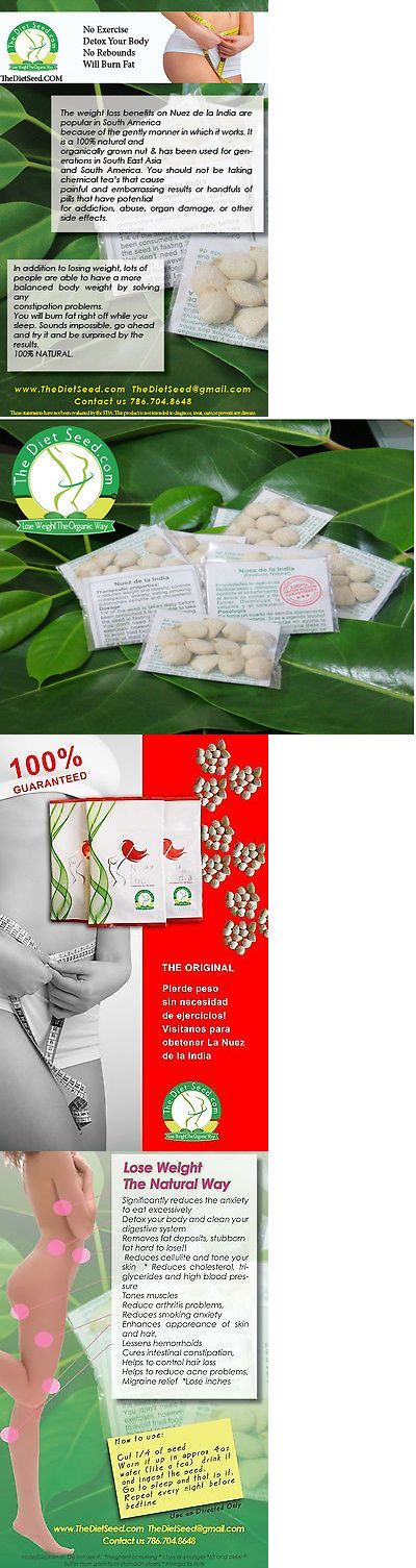wholesale Other Whlsl Personal Care: Nuez De La India Bajar De Peso Original And Natural Nut Packs Of 10 +1 Free = 11) -> BUY IT NOW ONLY: $36.89 on eBay!