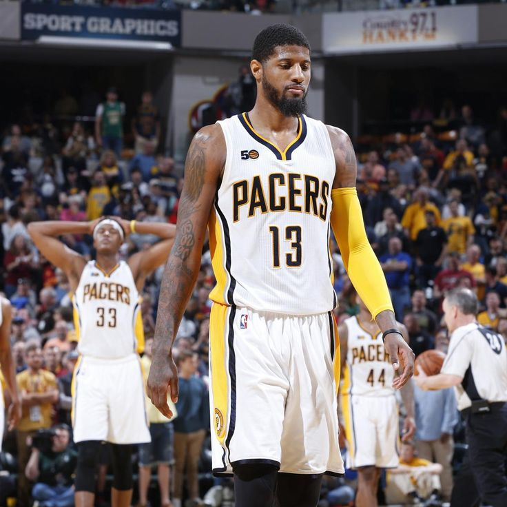 Paul George Says He Plans to Play Out Contract with Pacers Despite Trade Rumors - Bleacher Report