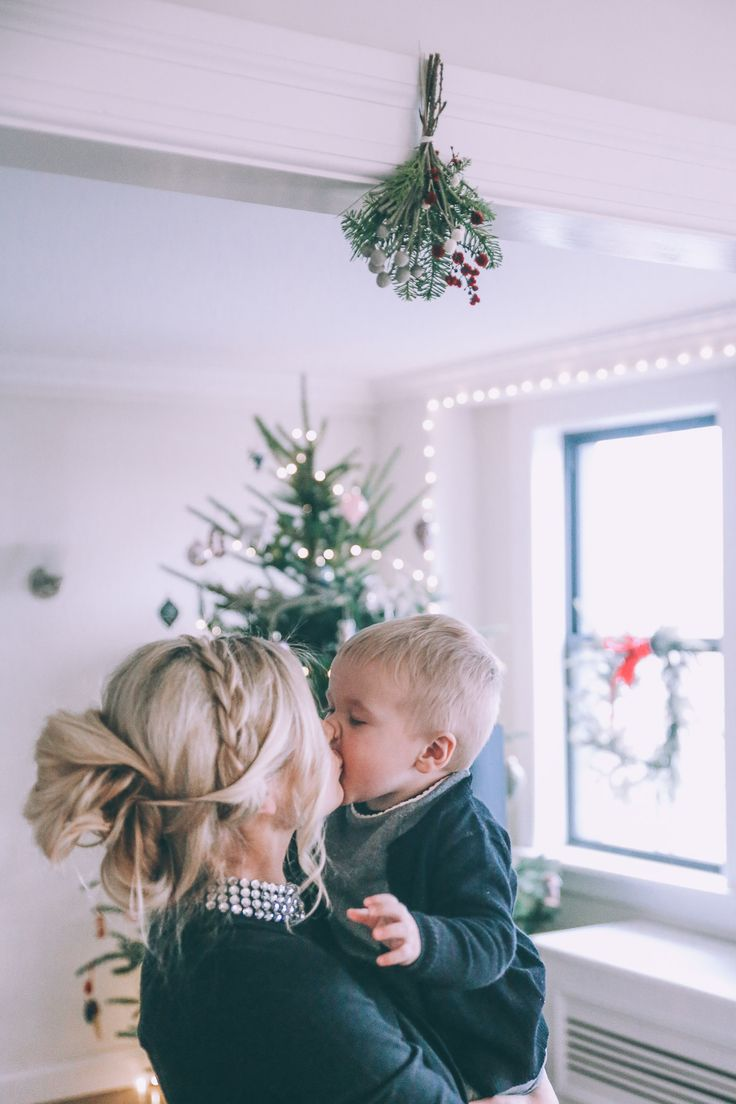 Amber and Atticus - Christmas loving