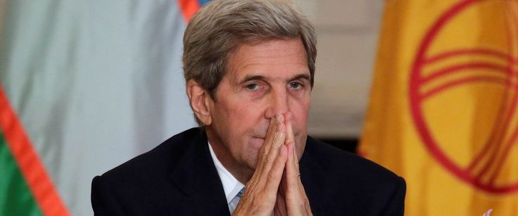 12/21/2016 JOHN KERRY: Kerry Was So Bad At Negotiating In Syria, He Wasn't Invited To The Latest Talks - The Daily Caller