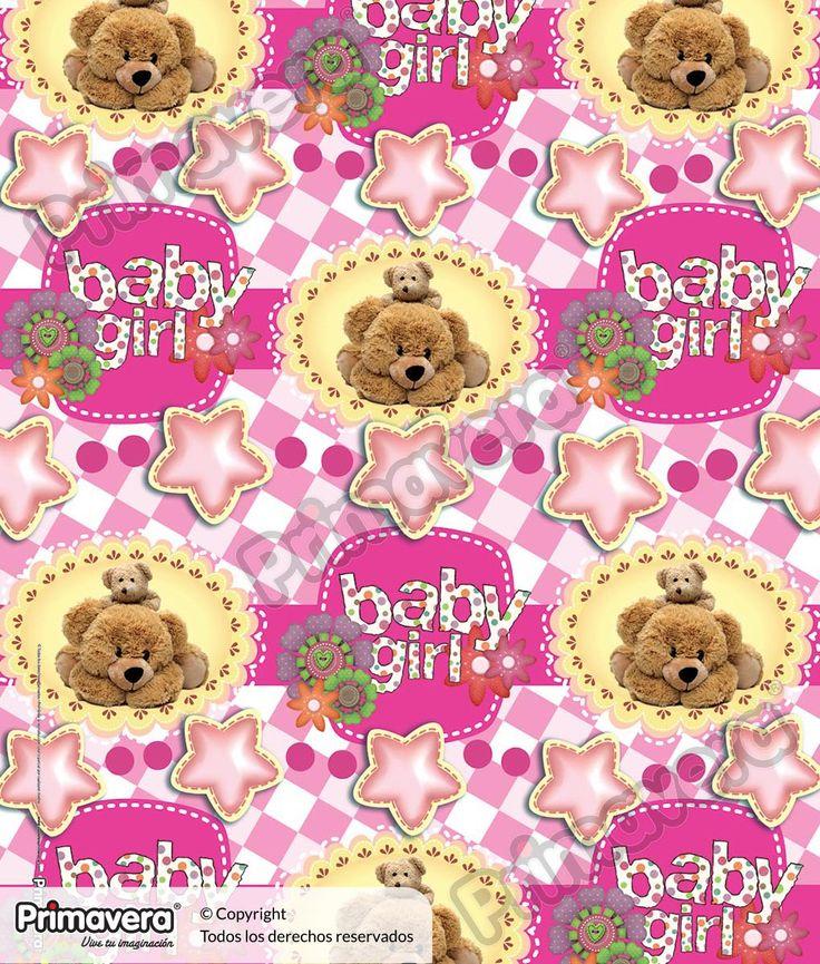 Papel regalo Bebé 1-483-511 http://envoltura.papelesprimavera.com/product/papel-regalo-bebe-1-483-511/