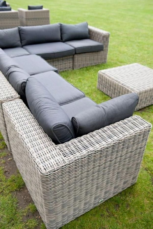 68 Elegant Rattan Garden Furniture Models 12 In 2020 With
