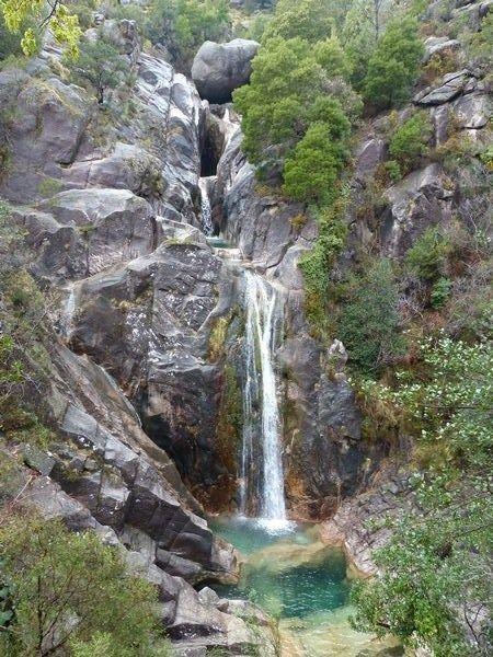 Cascata do Arado - Parque Nacional da Peneda-Gerês