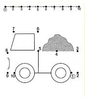 Great website for dot to dot, drawing shapes, numbers and coloring pages. With free printables!