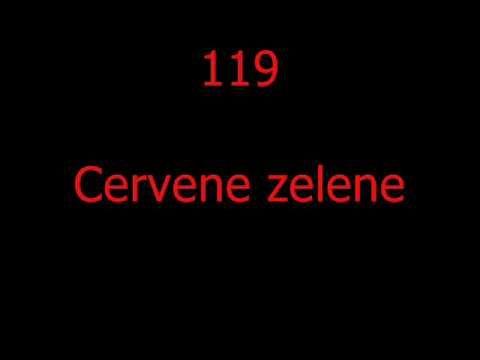 LUDOVKY Z VYCHODU 119 - Cervene zelene - YouTube