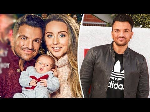 Peter Andre Opens Up About Having More Children With Wife Emily