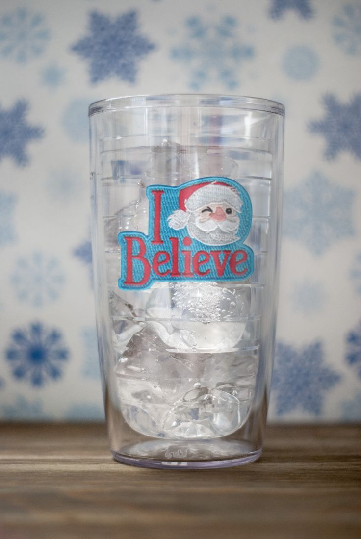 I Love These Tervis Gles They Re A Little Pricey But Are Dishwasher Safe And Nearly Indestructible We Believe In St Nick The Spirit Of