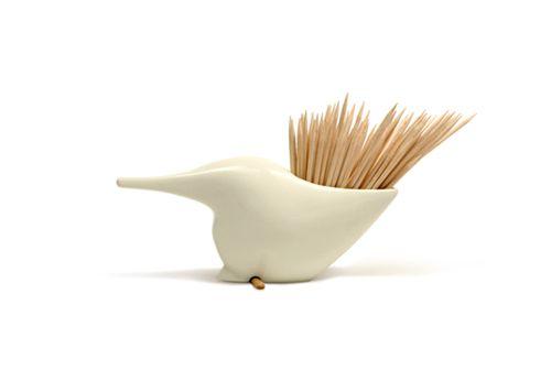 Bibi toothpick holder by MikaHeni Design http://www.magma.hu/muveszek.php?id=30