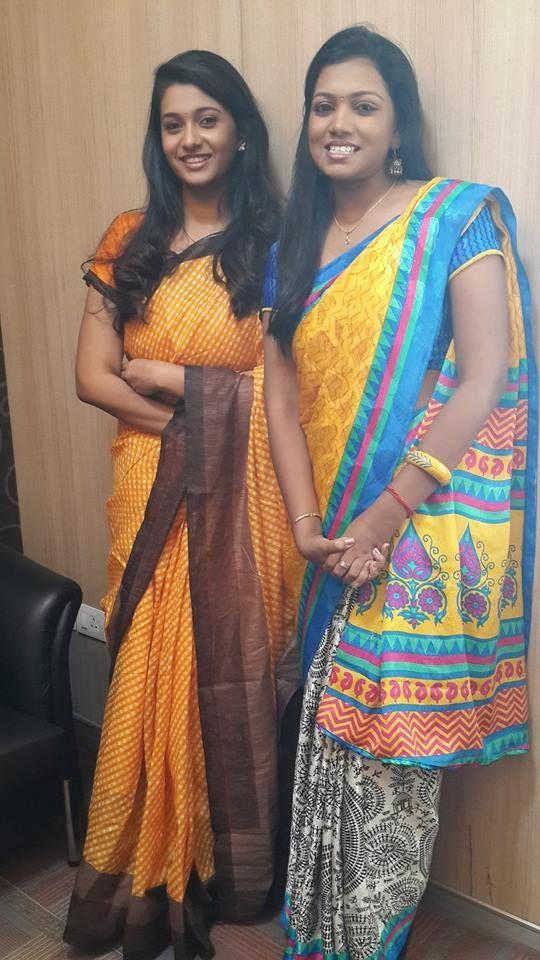 Priya Bhavani Shankar and Divya Nathan