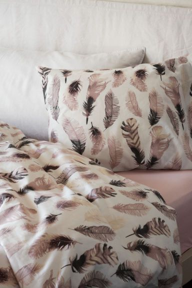 Súprava vzorovaných obliečok | H&M