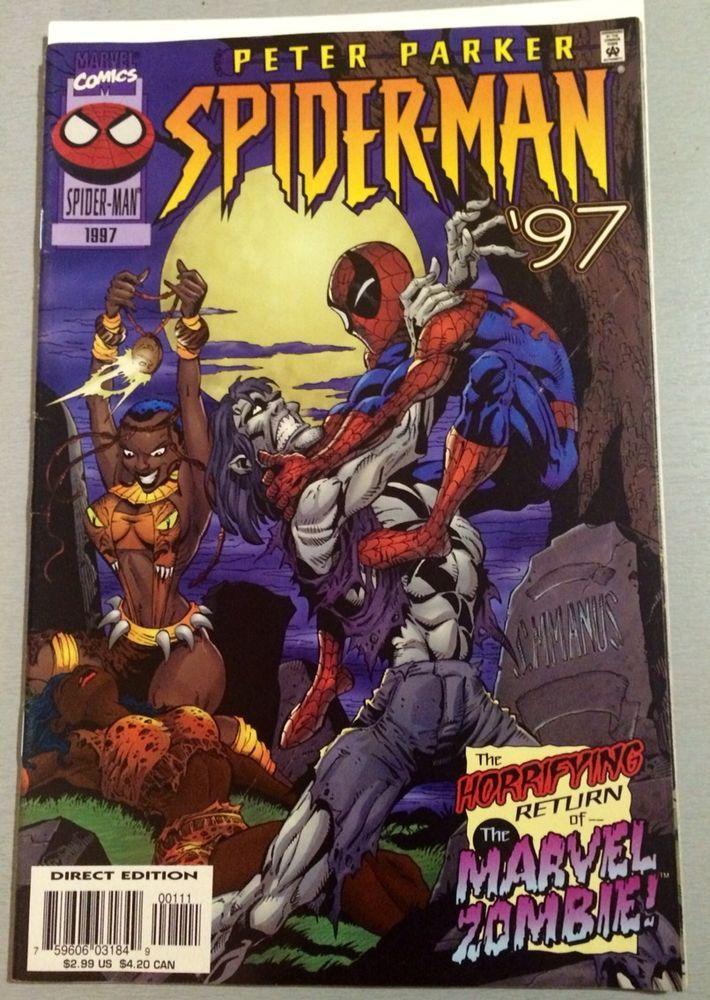 Peter Parker - Spider-Man '97