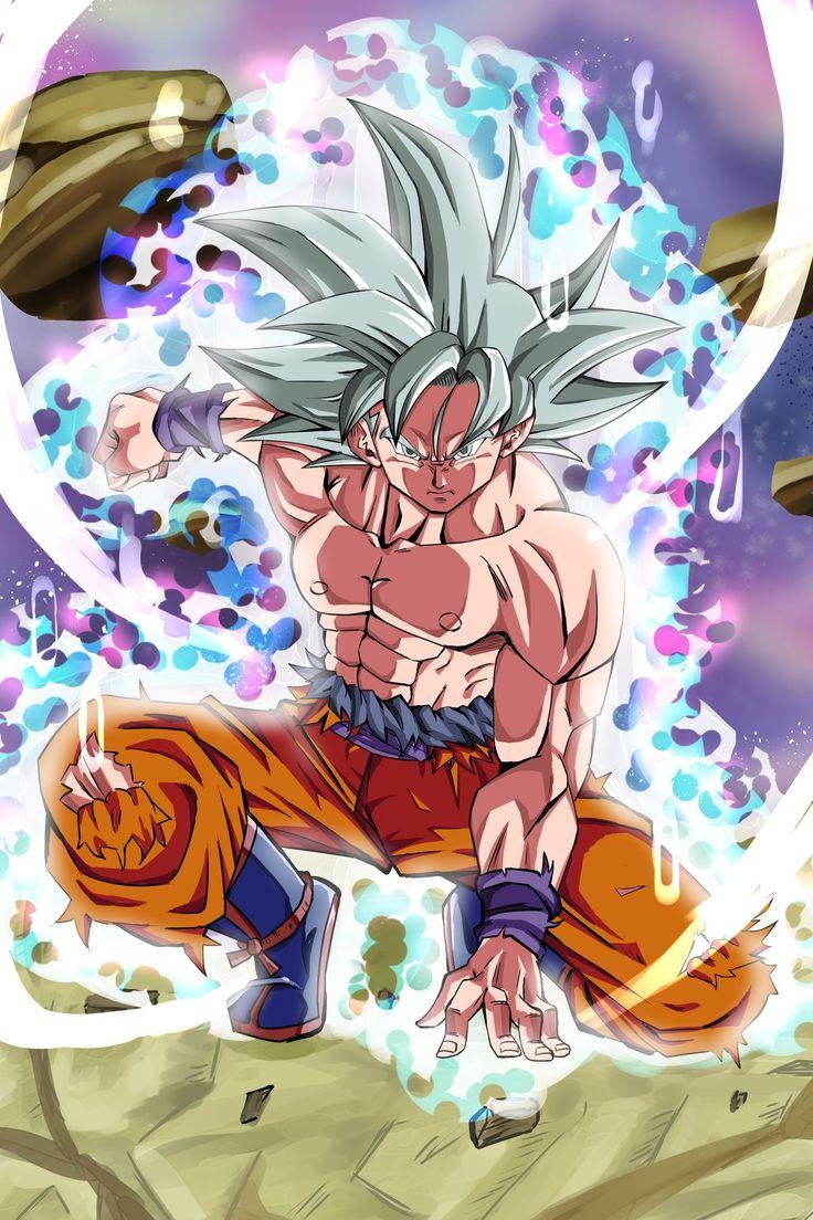 Goku white