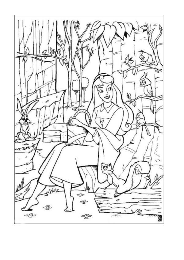 online disney coloring pages - photo#37
