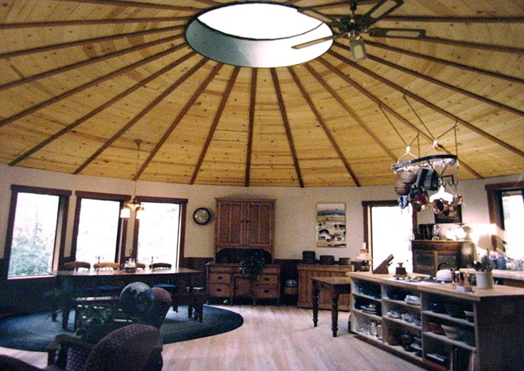 or a permanent yurt ... | dreamin' | Pinterest