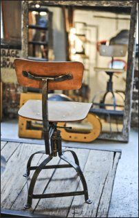 45 best Mobilier industriel by Broc and Store images on Pinterest ...
