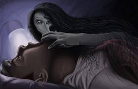 Imagine acordar e descobrir que não pode mover um músculo. É escuro, mas você tem certeza de que está uma presença no quarto, pairando perto da sua cama - ou talvez sentado no seu peito, impedindo-o de respirar. Esse estranho fenómeno é conhecido como paralisia do sono.