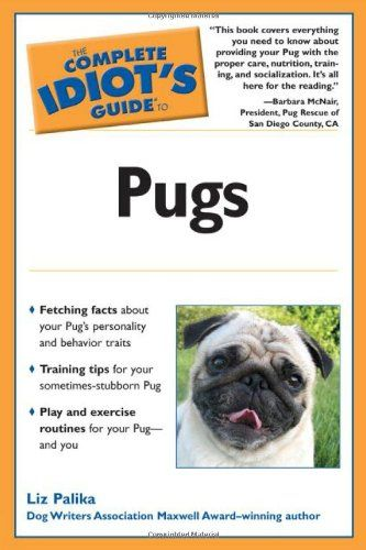 Everything Pug. This definitive guide covers what Pug owners need to know about the selection, care, nutrition, and training of their pet. From the history of the breed to common Pug health problems, readers get the whole picture on the precious Pug.