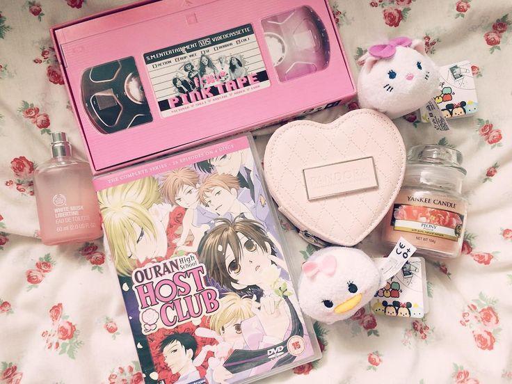 Pink   #tsumtsum #Disney #disneytsumtsum #daisyduck #daisy #marie #thearistocats #pinktape #fx  #kpop #anime #OHSHC #ouran #ouranhighschoolhostclub #pandora #yankee #yankeecandle #bodyshop #perfume #cute #pink #girly by littledonaldduck