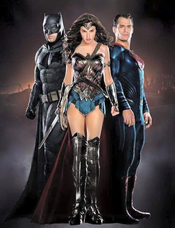 """Cast members of """"Batman v Superman: Dawn of Justice"""" are scheduled to appear on various TV talk shows over the next few weeks, promoting the film's release."""
