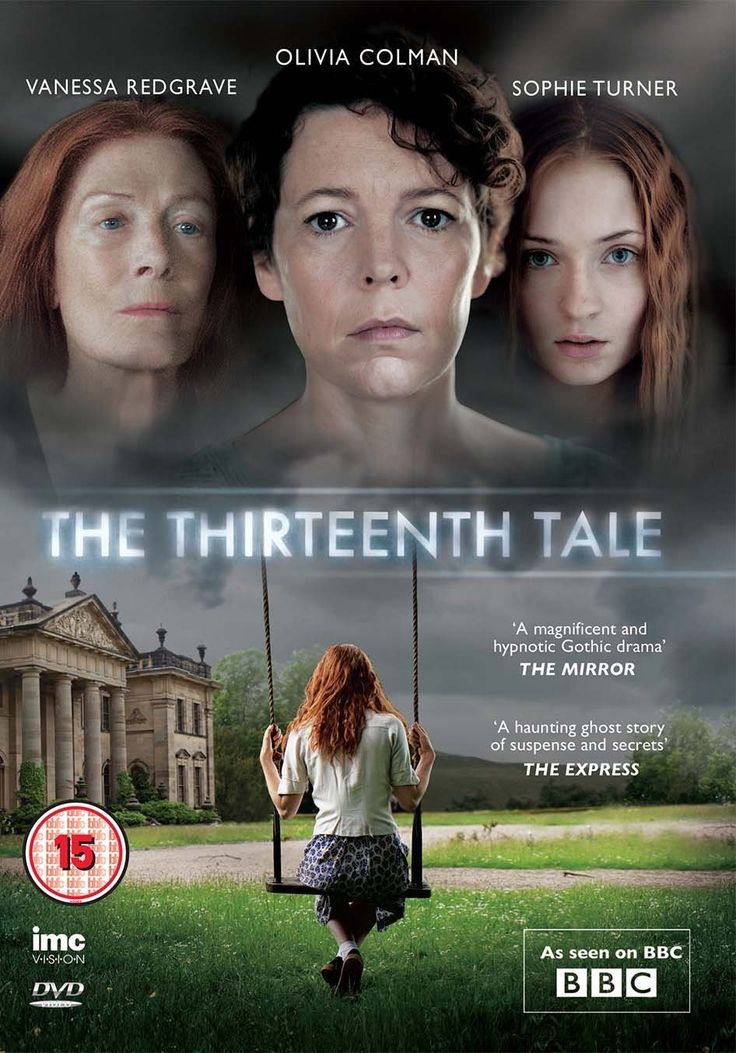 The Thirteenth Tale - As Seen on the BBC [DVD]: Amazon.co.uk: Olivia Colman, Vanessa Redgrave, Sophie Turner, Alice Barlow, Emily Beecham, Antonia Clarke, Tom Goodman-Hill, Lizzie Hopley, Michael Jibson: DVD & Blu-ray