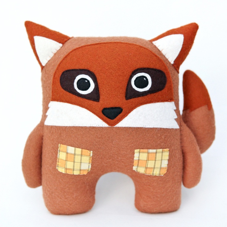 What does the fox say? CUTE!