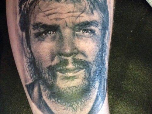 Che Guevara Tattoos | Che Guevara Tatuajes