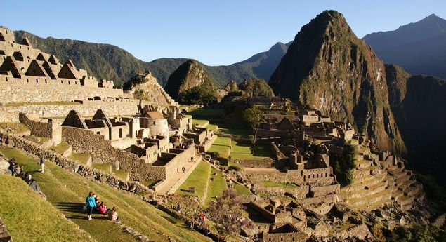 Yes, you CAN afford to visit Machu Picchu! Try going with an affordable group tour by G Adventures. (From: Dream Trips You Can Actually Afford)