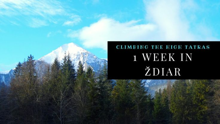 One week in Zdiar: what to see | High Tatras hiking and scenery #slovakia #travelblog #traveltips #hiking #mountains #snow #beauty #travelgirl #travelpost #blogpost #blog