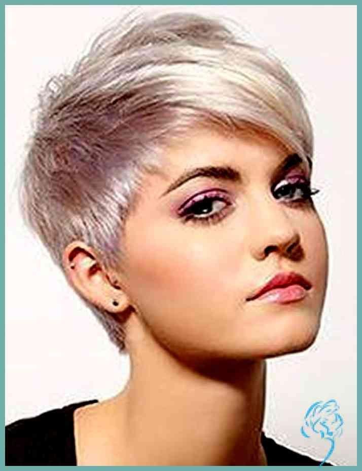 Inspirierende Frisuren Mittellang Cosmopolitan Nach Hinten Damen Frisuren Kurzhaarfrisuren Haarschnitt Kurz Pixie Frisur Kurzhaarschnitte