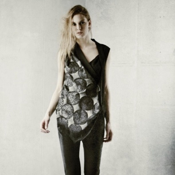#malloni #collection fw 13/14 #look #lookbook #style #fashion #top #trousers