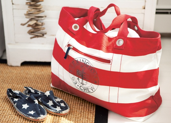 Your beach bag is always ready to go. Are you? - Lexington Company