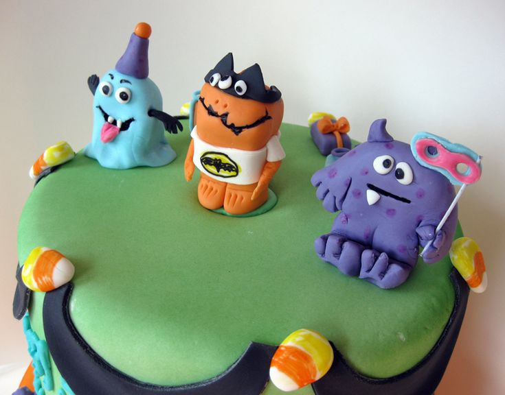 Monster Party Figurines: Monsters Bday, Bday Ideas, 1St Bday