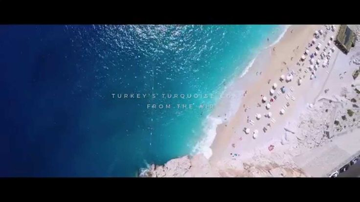 Turkey.Home - Turkey's Turquoise Coast from the Air