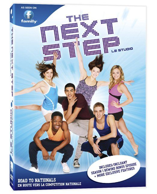 The Next Step: Season 2 - Road to Nationals (Bilingual)