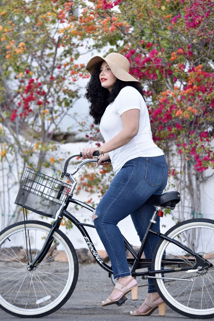 Bike Ride in Palm Springs, Tanesha Awasthi