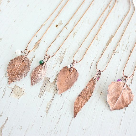 Real leaf necklace, Botanical jewelry, Leaf pendant, gift under 25, Forest Girl, Leaf jewelry, for woman, mother gift idea, Bridesmaids Gift
