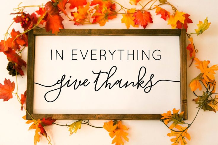 fall sign, thanksgiving sign, in everything give thanks sign, framed wood sign, fall decor, give thanks, thanksgiving decor,  sign, by ChalkinHand on Etsy https://www.etsy.com/listing/529832818/fall-sign-thanksgiving-sign-in
