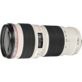 Like every auto focus Canon EF 70-200mm f/4L USM Lens delivers optical performance equal to similar fixed focal length lenses, with silent.