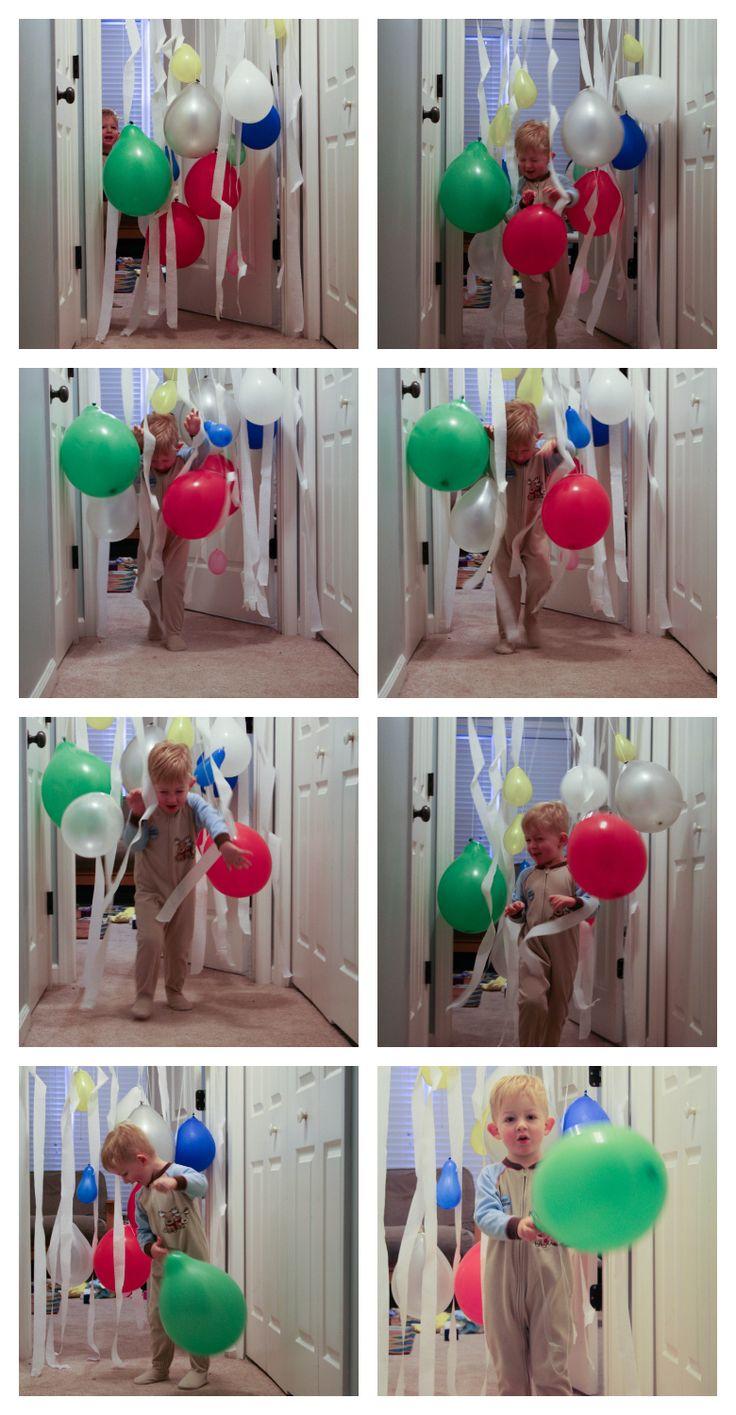 Happy Birthday Balloon Surprise