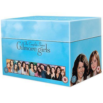 """GILMORE GIRLS COMPLETE SERIES COLLECTION DVD BOX SET 42 DISC R4 """"NEW&SEALED"""" in Movies, DVDs & Blu-ray Discs 