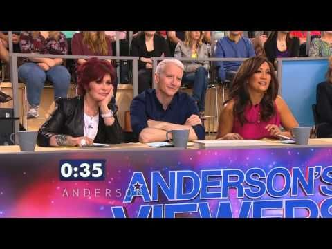 'Speed Painter' Takes Stage in 'Anderson's Viewers Got Talent' | element of surprise