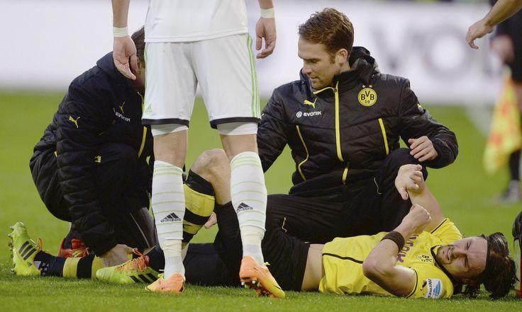 Εκτός για το υπόλοιπο της σεζόν ο Σούμποτιτς!: Ο κεντρικός αμυντικός της Μπορούσια Ντόρτμουντ, Νέβεν Σούμποτιτς τραυματίστηκε στην ήττα της ομάδας του με σκορ 1-0 από την Βόλφσμπουργκ, μετά από μια σύγκρουση με τον Ίβιτσα Όλιτς και αντικαταστάθηκε πριν την ολοκλήρωση του...