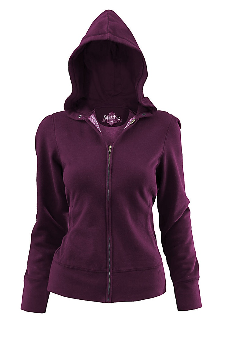 Soffe Chic Puff Sleeve Hoodie - Soffe Juniors - Collections - All - Soffe