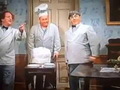 Three Stooges Birthday Cake