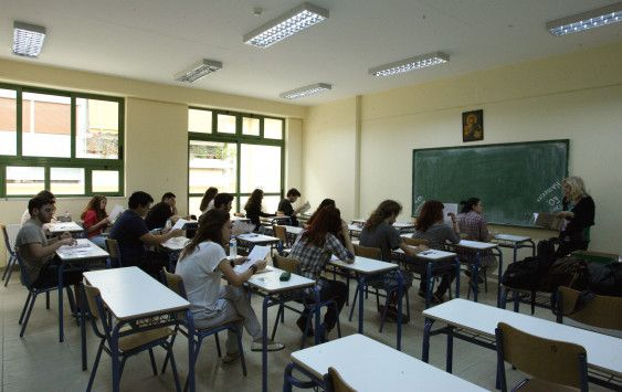 Αλλάζουν όλα σε Γυμνάσιο Λύκειο και Πανελλήνιες εξετάσεις   - Τι θα γίνει με τις εξετάσεις στο Γυμνάσιο πως θα παίρνουν baccalaureate οι μαθητές Λυκείου - Με νέο σύστημα πανελλήνιων εξετάσεων όσοι μπουν το 2017 στην Α' Λυκείου - Από φέτος οι αλλαγές στο γυμνάσιο τέρμα τα τρίμηνα τρεις ομάδες μαθημάτων Τα πάνω κάτω θα έρθουν για ακόμη μια φορά τα πάντα στο σύστημα εξετάσεων αλλά και στην καθημερινότητα των μαθητών τόσο στο Γυμνάσιο όσο όμως και στο Λύκειο. Από τις πρώτες τάξεις του Γυμνασίου…