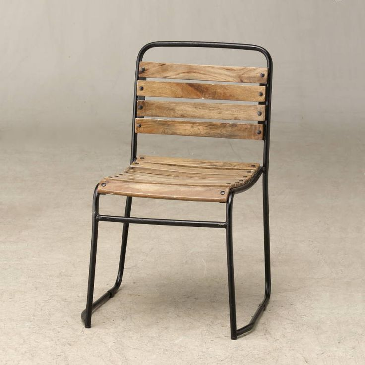 Andy Thornton Ltd Bootham side chair Metal chairs