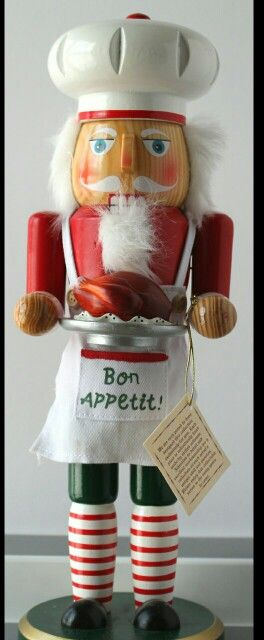 NUTCRACKER~ CHEF NUTCRACKER